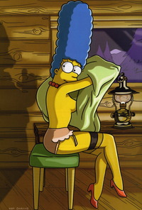 loving simpsons porn marge simpson playboy pics