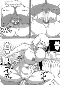 Hinata and samui hardcore hentai sex