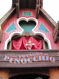 pinocchio is bisexual porn category disneyland paris