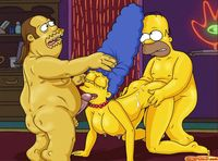 simpsons doing anal porn cartoon simpsons naked