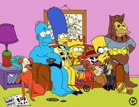 simpsons' wild adventures porn who watches simpsons weier