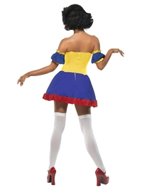 snow-white porn cartoons porn media original rebel toons snow white fancy dress costume adult girls