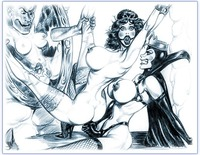 snow-white porn cartoons porn cartoonporn snow white cartoon porn evil queen six nasty sketches