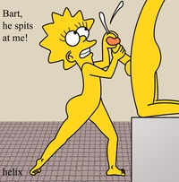 lisa simpson porn acd bart simpson lisa simpsons helix marge porn patty fear