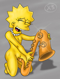 lisa simpson porn entry