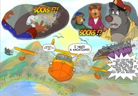 talespin porn talespin fan comic page steetboris morelikethis artists
