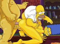the simpsons perversion porn cartoon simpsons teh porn