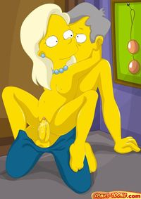 the simpsons perversion porn cartoon simpsons fucks