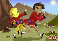 xiaolin showdown boys porn cartoon dicks xiaolin showdown boys gay fighters put cocks xiaolinshowdown