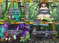 xxx witchcraft porn witch girl side scrolling action hentai game