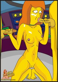 simpsons porn comics cartoon simpsons jessica camel toe