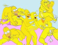 simpsons porn comics hentai comics simpsons never ending porn story all