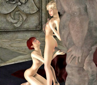 3d cartoon porn pictures dmonstersex scj galleries ebony beauty playing dildo cartoon porn