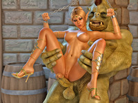 3d porn toon pic dmonstersex scj galleries vile monsters attack deep fuck cute elfins porn toon collection