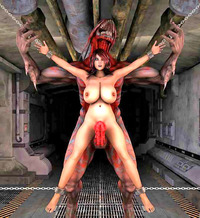 3d sex toons pics dmonstersex scj galleries amazing toons showing huge evil monster fuck weak little human woman
