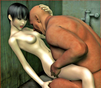 3d sex toons pics dmonstersex scj galleries evil toons chick feeling deep inside herself
