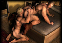 3d sex toons pics gays gay drawings wonderful ass licking toons