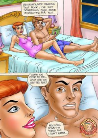 adult cartoon comics porn seduced amanda porn comic helping