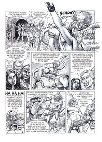 adult comics toons hilda adult comics chapter three part hanz kovacq attachment