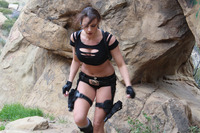 tomb raider porn stories film tomb raider xxx chanel preston rocks previews exclusive production stills from