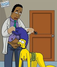 adult toons gallery bonus facial simpsons pics