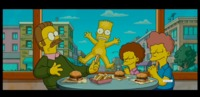 bart simpson porn wallpapers praying simpsons bart simpson nude french fries ned flanders rod todd hdwallpapers wallpaper