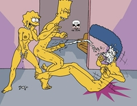 bart simpson porn bba bart simpson lisa marge fear simpsons