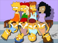 bart simpson porn media bart simpson porn milhouse van houten simpsons