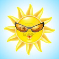 animated character porn photosv winking sun sunglasses cool cartoon character design icon wink