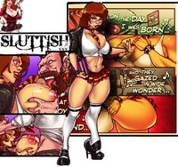 animated porn comics sluttish xxx ginnys week comic adult comics kras
