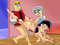 danny phantom hentai hentai comics danny phantom threesome girl ddc