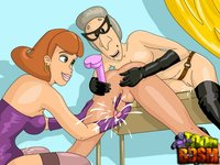 jimmy neutron porn toonbdsm media gallery jimmy neutron parents are nasty bdsm switches