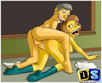 jimmy neutron porn drawn simp simpsons