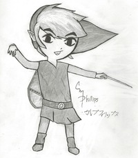 zelda porn legend zelda wind waker fan art toon link lol