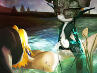 zelda porn bcs legend zelda link midna twilight princess entry