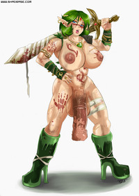 zelda porn media original legend zelda ocarina time saria shadman hentai