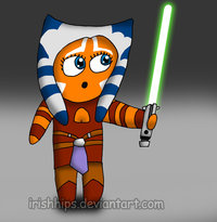 ahsoka tano porn star war cute little ahsoka tano irishhips