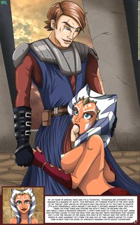ahsoka tano porn media original ahsoka tano anakin skywalker clone wars palcomix star