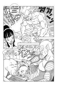 dbz porn comics ceec cdd android chichi dragon ball krillin mai piccolo son goku vegeta comic emperor pilaf