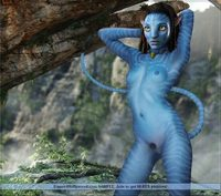 avatar cartoon porn picture juicytoon banned avatar alien porn pics neytiri nude outdoor