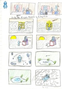 ay papi cartoon water cycle comic randuminsanity jab news
