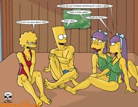 simpsons porn comic viewer reader optimized simpsons tree house fun bbfec treehousefun read