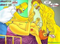simpsons porn comic simpsons hentai stories nude drawings