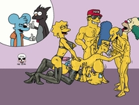 simpsons porn comic viewer reader optimized simpsons fear dde simpson read page