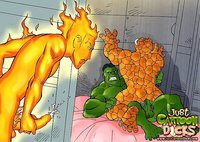 bdsm cartoon porn pics cartoon dicks fantastic four