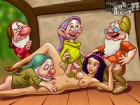 snow white porn galleries cartoonsex snowwhite originals group toons porn seduction snow white