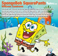 spongebob squarepants porn spongebob squarepants williams syndrome animowani kozetce