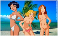 best cartoon porn pic totally spies tram pararam best artist cartoon porn parodies page