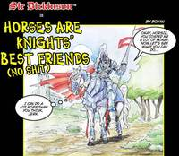 best comic porn pics viewer reader optimized horses are knights best friends read