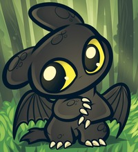 toothless dragon porn chibi toothless how train dragon dragoart